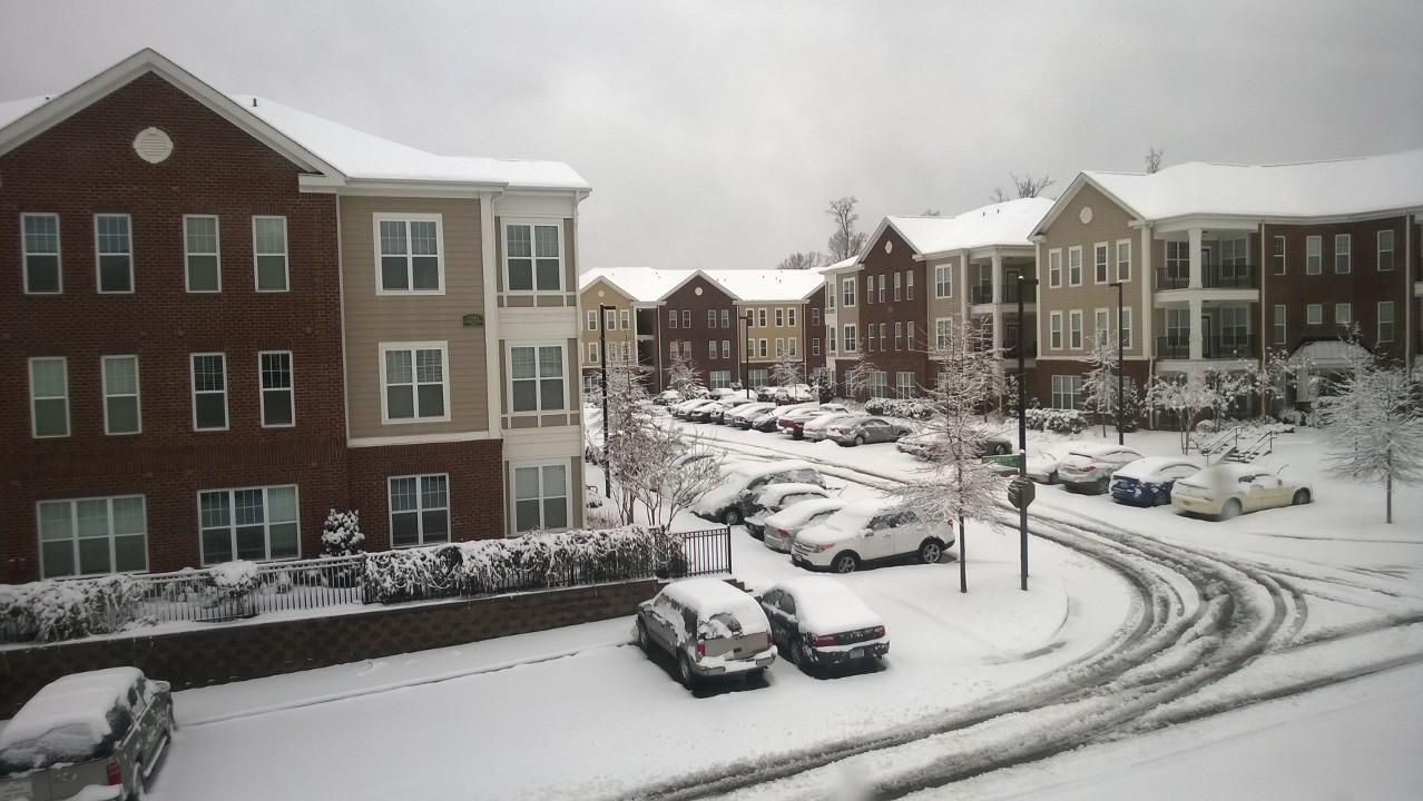 Snowmageddon 2015 Raleigh, NC