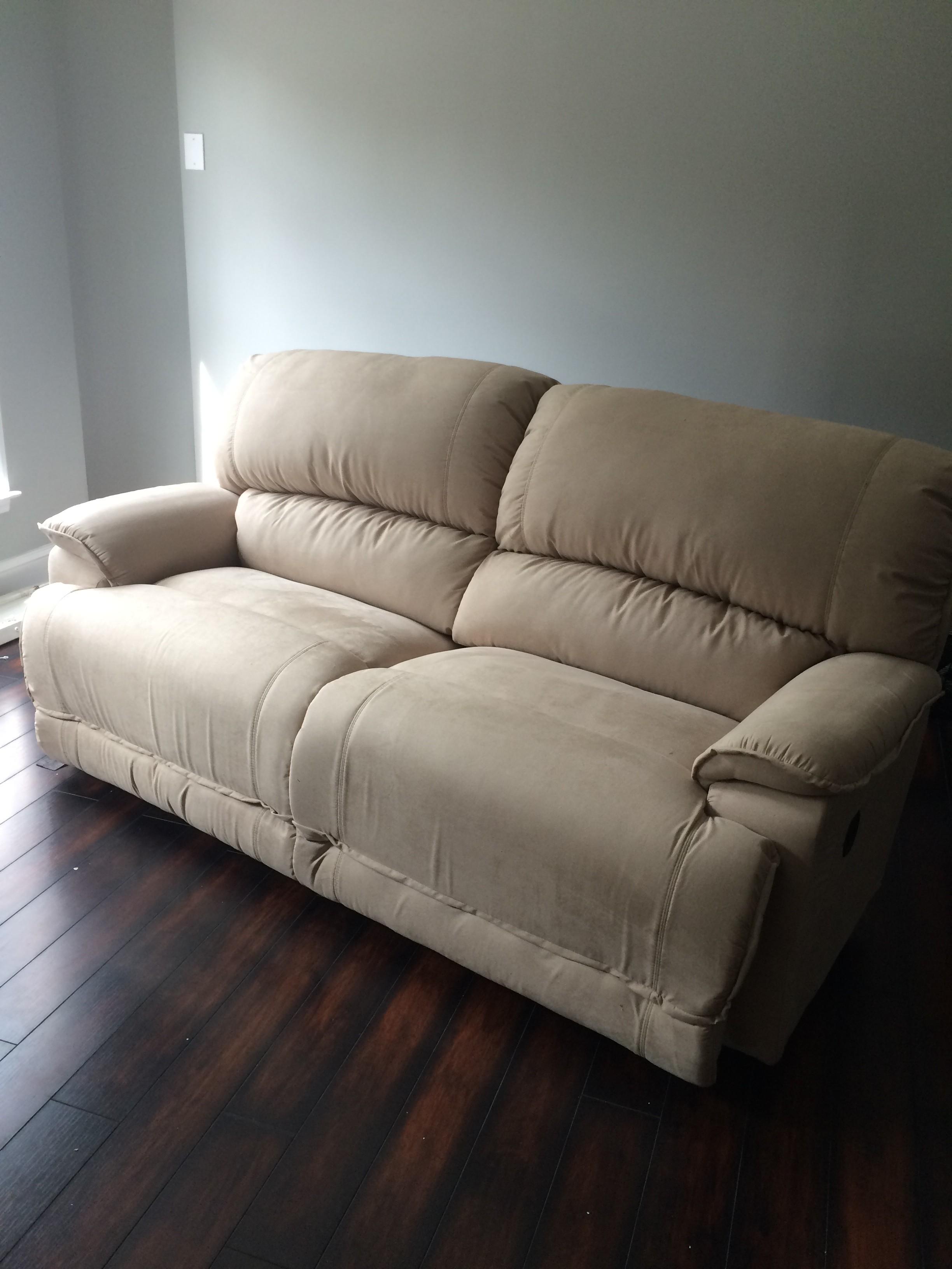 New La-Z-Boy couch