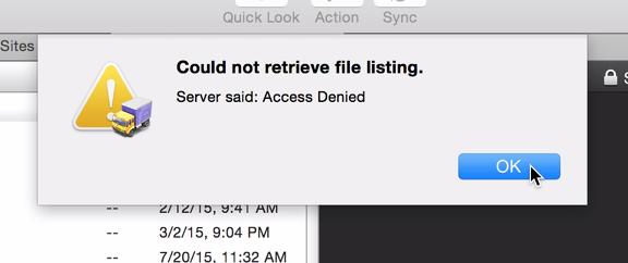 AWS S3 Access Denied